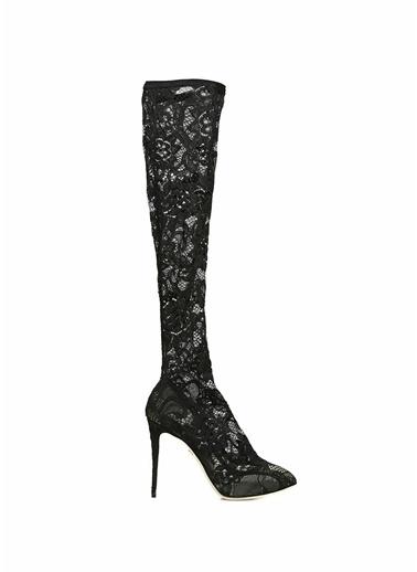 Dolce&Gabbana Çizme Siyah